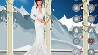 冬日亮丽新娘展示三