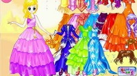 黄钻城堡公主展示一