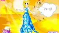 黄钻城堡公主展示三