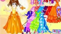 黄钻城堡公主展示四
