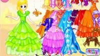 黄钻城堡公主展示五