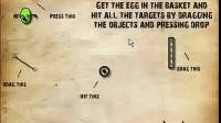 接鸡蛋第一关