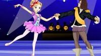 王子和公主的芭蕾舞会 展示一