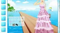 海边美丽新娘 展示四