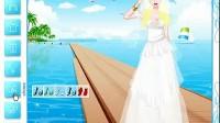 海边美丽新娘 展示五