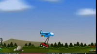 磁铁飞机防御第一部分