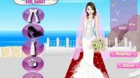 海边时尚新娘 展示三