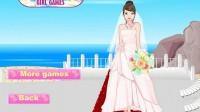 海边时尚新娘 展示五