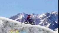 亚冬季摩托挑战赛第一关