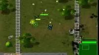坦克大战2008无敌版第一关