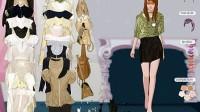 2007流行春装 展示一