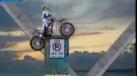 障碍摩托挑战赛第一关
