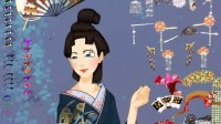 打扮日本美女 展示五