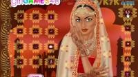 印度新娘化妆展示四