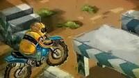 摩托特技越野赛第十二关