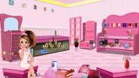 女孩的房间