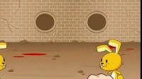 悲惨的兔子英文版