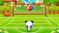 熊猫顶水果第一关