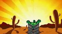 绿巨人的力量第一关
