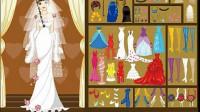 新娘漂亮婚纱演示3