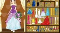 新娘漂亮婚纱演示4