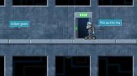 机器人逃亡记英文版第一关