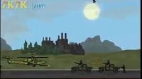 红星直升机第一关