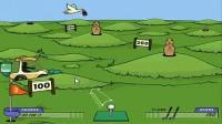 高尔夫射击第三关