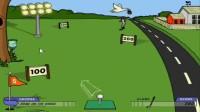 高尔夫射击第五关
