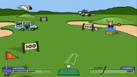 高尔夫射击第六关