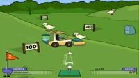 高尔夫射击第七关