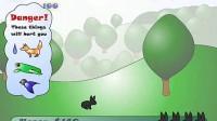 聪明的小灰兔第1关