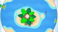 孤岛上的大树第一关