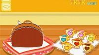 制作美味蛋糕2演示三