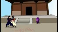 龙拳2之刀锋战士第三关