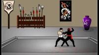 龙拳2之刀锋战士第四关