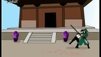 龙拳2之刀锋战士第五关