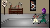 龙拳2之刀锋战士第七关