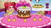 多彩的生日蛋糕演示4