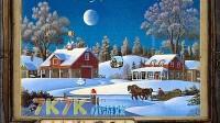 圣诞雪夜找物第一关