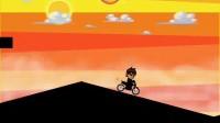 少年骇客骑摩托第一关