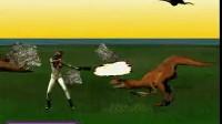恐龙与凯迪拉克