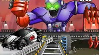 机械怪大战火箭车3