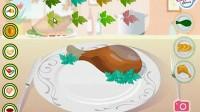 感恩节烤鸡大餐1