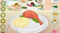 感恩节烤鸡大餐3
