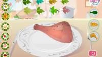 感恩节烤鸡大餐6