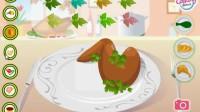 感恩节烤鸡大餐9