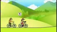 速度自行车赛1