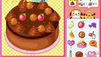制作感恩节蛋糕3
