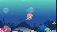 美人鱼海底探险1